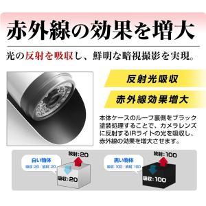 防犯カメラ SDカード 録画 監視カメラ 有線 屋外 防水|goodeyes|17