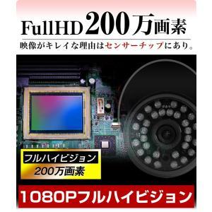防犯カメラ SDカード 録画 監視カメラ 有線 屋外 防水|goodeyes|10