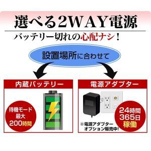 防犯カメラ 車上荒らし 超小型 録画 録音 防犯カメラ SDカード 電池式 goodeyes 04
