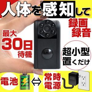 防犯カメラより気軽に設置、防犯対策の優れモノ。  ドライブレコーダーとして使えます  全長6センチの...