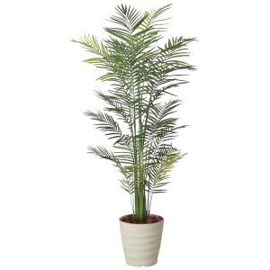 造花 観葉植物 「トロピカル・アレカパーム 180cm」 光触媒(空気浄化) インテリア・グリーン 24|goodfellow