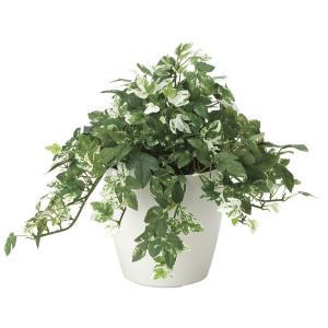 造花 観葉植物 「アンペロシスアイビー 30cm」 光触媒 空気清浄 インテリアグリーン 59|goodfellow