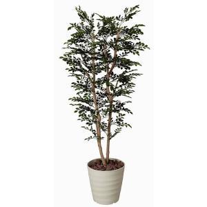 造花 観葉植物 光触媒 インテリアグリーン 鉢植え /トネリコ180cm 146A40019 goodfellow