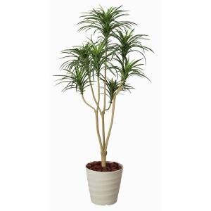 インテリアグリーン 造花 光触媒 人工植物 観葉植物 鉢植え /ユッカ160cm 173A25017|goodfellow