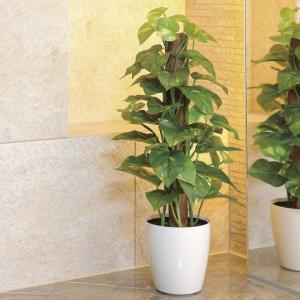 造花 観葉植物 フレッシュ・ポールポトス 光触媒 空気清浄 インテリア植物 あすつく 送料無料|goodfellow
