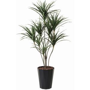 造花 光触媒 人工植物 観葉植物 鉢植え インテリアグリーン /ユッカ 190cm|goodfellow