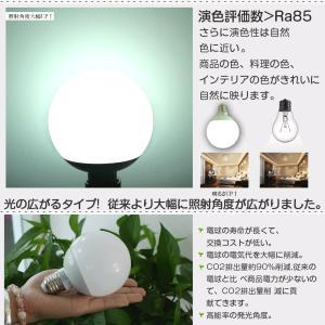 ポイント5倍 GOODGOODS LED電球 E26 12W 100W形相当 昼白色 ledライト ランプ 広角 天井照明 照明器具 省エネ 一年保証|goodgoods-1|03