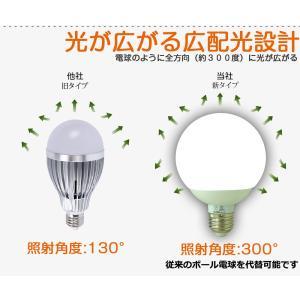 ポイント5倍 GOODGOODS LED電球 E26 12W 100W形相当 昼白色 ledライト ランプ 広角 天井照明 照明器具 省エネ 一年保証|goodgoods-1|06