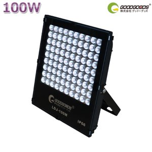 商品名:100W狭角タイプLED投光器 品番:LDJ-100M(GOODGOODS正規品) 消費電力...