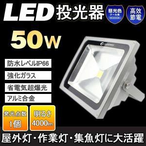 商品名:50W厚型LED投光器(GOODGOODS) 品番:LD101 製造元:グッド・グッズ 消費...