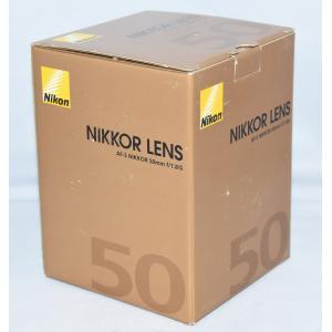 ★Nikon 単焦点レンズ AF-S NIKKOR 50mm f/1.8G フルサイズ対応 AF-S 50/1.8G 送料無料