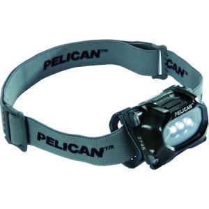 PELICAN 2745 ヘッドアップライト 黒 [0274500100110]|goodjobtools