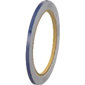 [代引不可] ユニット 反射テープ 青 2巻1組 5mm幅×10m巻 【86344】 goodjobtools