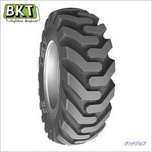 [代引不可] BKT ミニホイールローダー・バックホー用タイヤ AT-621 バイアス/TL 125/70-16|goodjobtools