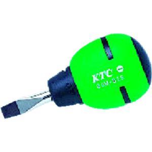 KTC ソフトスタッビドライバ マイナス6mm [D9M625]