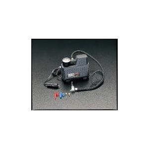 ESCODC12V/10A エアーコンプレッサー(タンク無)[EA116DC]|goodjobtools
