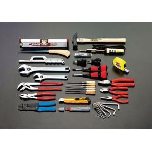 ESCO[34個組] 機械修理用工具セット[EA5] goodjobtools