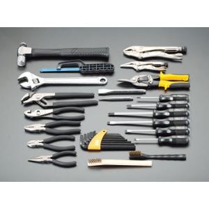 ESCO[30個組] 工具セット[EA612S-6] goodjobtools