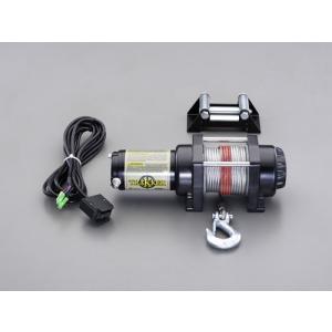 ESCODC12V/1360kg 電動ウィンチ(直流)[EA840DK-2]