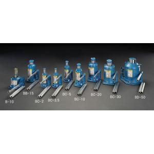 ESCO50 ton 油圧ジャッキ[EA993BD-50]