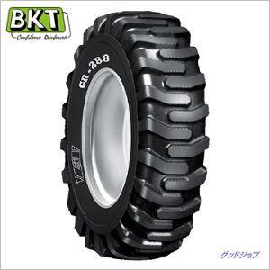 [代引不可] BKT ホイールローダー用タイヤ GR-288(G2/L2) バイアス/TL 155-25|goodjobtools
