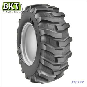 [代引不可] BKT ホイールローダー用タイヤ TR-459(R-4) バイアス/TL 184-24|goodjobtools
