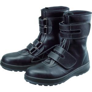 シモン 安全靴 長編上靴 マジック WS38黒 26.0cm [WS3826.0]