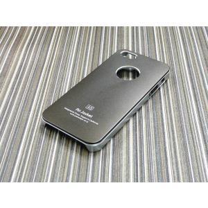 iphone5S/5用ケース/ハードカバー/アルミパネル/ブロンズ|goodlife