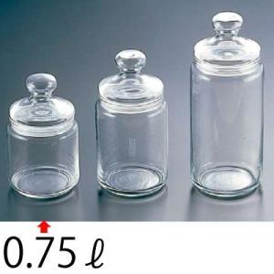 Arcoroc ガラス製ポットクラブ 0.75L(保存容器)|goodlifeshop