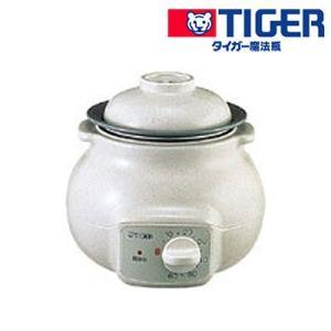 タイガー タイマー付き電気おかゆ鍋(0.25〜0.75合炊き)|goodlifeshop