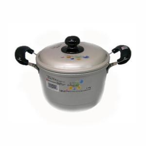 キャッシュレス還元対象 HOKUA ホクア 北陸アルミニウム エシャロット 兼用鍋24cm