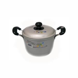 キャッシュレス還元対象 HOKUA ホクア 北陸アルミニウム エシャロット 兼用鍋20cm