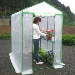 組立式簡易温室 温室グリーンジャンボ|goodlifeshop