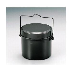 キャッシュレス還元対象 CAPTAIN STAG キャプテンスタッグ 林間 丸型ハンゴー 4合炊き M-5546|goodlifeshop