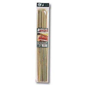 キャッシュレス還元対象 竹製バーベキュー串 (角) 45cm 20本組み CAPTAIN STAG|goodlifeshop