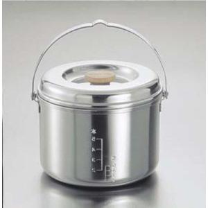 キャッシュレス還元対象 3層鋼ごはん炊きクッカー(5合)|goodlifeshop