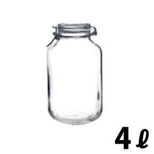 ボルミオリロッコ フィドジャー 4.0L(丸型ガラス製保存容器)|goodlifeshop