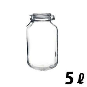 ボルミオリロッコ フィドジャー 5.0L(丸型ガラス製保存容器)|goodlifeshop