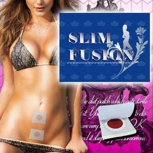 SLIM FUSION (スリム フュージョン)ダイエット 健康 美容 代謝  パッチ 貼る