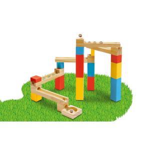 モコロン 木製 知育 ブロック おもちゃ 玩具 構成力 論理的思考 集中力