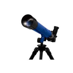 天体望遠鏡 子ども用 スターターセット シルバー 知育 おもちゃ 玩具 天体観測 20倍 30倍 40倍