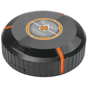 吸引式クリーンロボット  CleanRobot ブラック 自動掃除機 お掃除ロボット