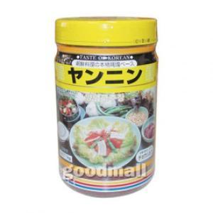 *韓国食品*【クール便・冷蔵】ヤンニョムタデギ(薬味唐辛子) 1Kg【代引不可】 goodmall-japan