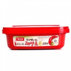 *韓国食品*へチャンドルコチュジャン 200g|goodmall-japan