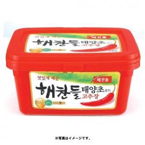 *韓国食品*韓国本場の味!甘辛!へチャンドル コチュジャン 500g|goodmall-japan