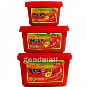 *韓国食品*へチャンドル・激辛コチュジャン 500g|goodmall-japan