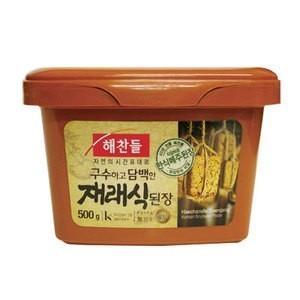 *韓国食品*へチャンドル・在来式味噌 500g|goodmall-japan