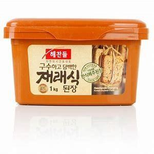 *韓国食品*へチャンドル・在来式味噌 1kg|goodmall-japan