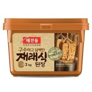 *韓国食品*へチャンドル・在来式味噌 3kg|goodmall-japan