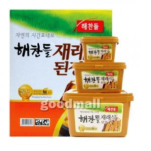 *韓国食品*へチャンドル・在来式味噌 14kg|goodmall-japan